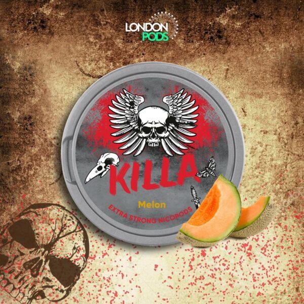 killa melon snus nicotine pouches