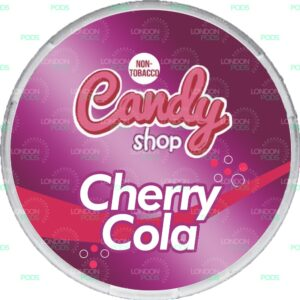 candy shop cherry cola snus nicopods