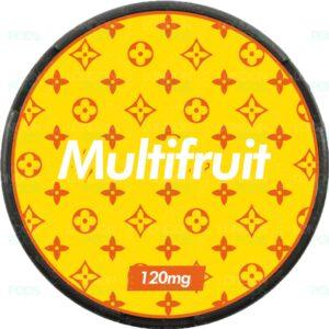 supreme multifruit snus nicopods