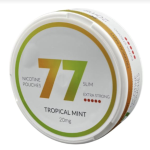 nicotine pouch - nicopod - tobacco-free - snus alternative