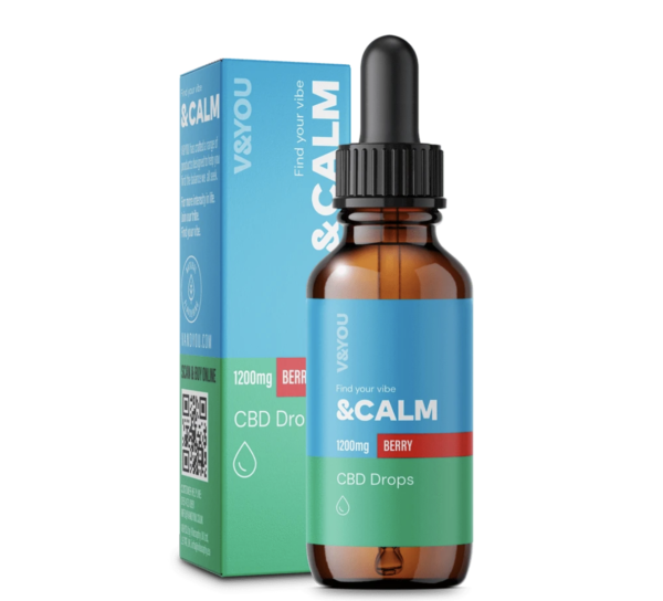 cbd oil - calm - cbd drops