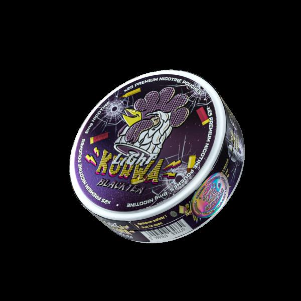 nicotine pouch - nicopod - tobacco-free - snus alternative - all white