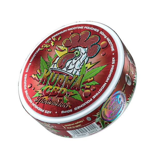 nicotine pouch - nicopod - tobacco-free - snus alternative - cbd