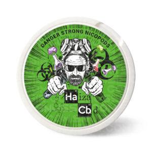 Haiza - CBD and Nicotine Pouches