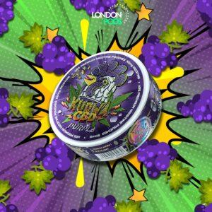 kurwa cbd purple snus nicotine pouches
