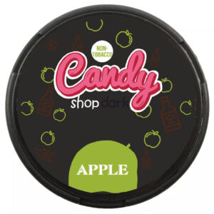 Candy Shop Dark Apple Nicotine Pouches, Snus, Nicopods