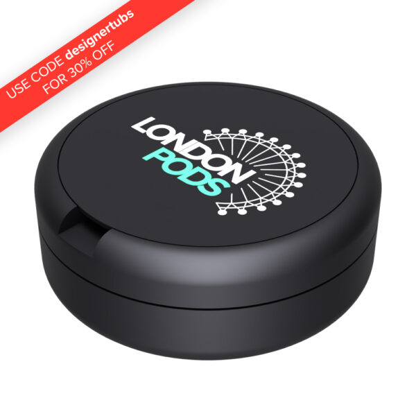 London Pods Nicotine Pouch Container- 30% off