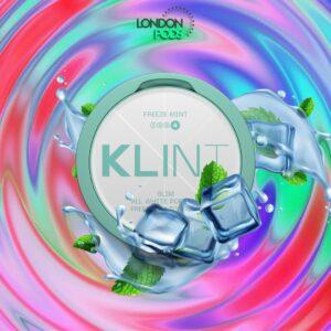 KLINT - Snus, Nicotine Pouches