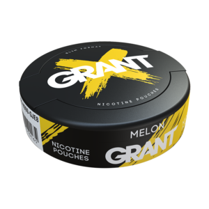 grant melon snus nicotine pouches
