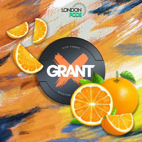 grant orange snus nicotine pouches